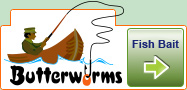 Click Here to buy Butterworms for Fish Bait